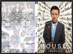 1, Dr. House, Season
