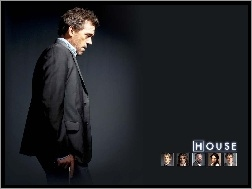 Dr. House, Hugh Lauriego
